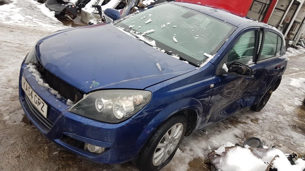 Opel ASTRA 2005 1.8 Mechaninė