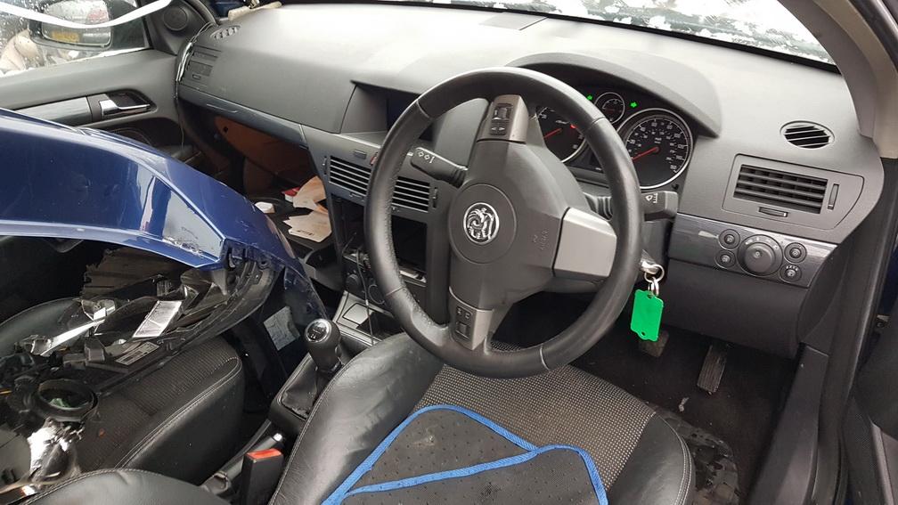 Naudotos automobiliu dallys Foto 5 Opel ASTRA 2005 1.8 Mechaninė Hečbekas 4/5 d. Melyna 2016-11-16 A3066