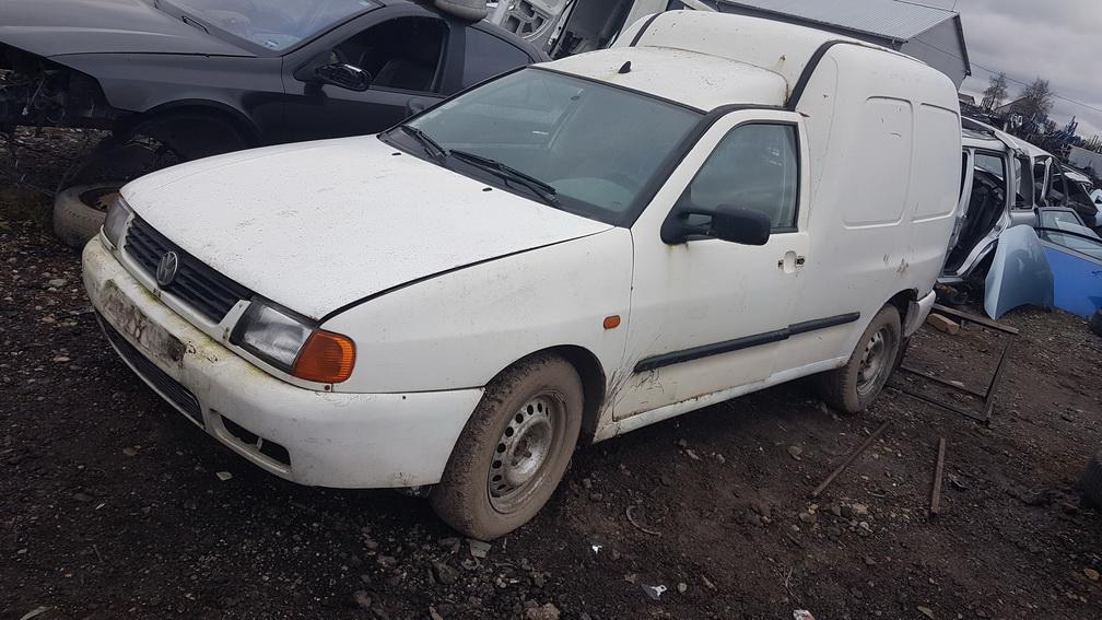 Volkswagen CADDY 1998 1.9 Mechaninė
