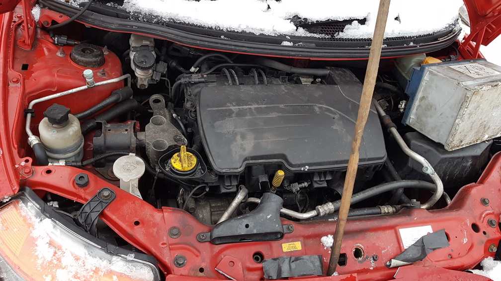 Naudotos automobiliu dallys Foto 8 Proton SAVVY 2007 1.2 Mechaninė Hečbekas 4/5 d. Raudona 2016-12-05 A3090