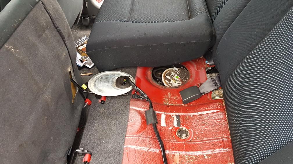 Naudotos automobiliu dallys Foto 2 Proton SAVVY 2007 1.2 Mechaninė Hečbekas 4/5 d. Raudona 2016-12-05 A3090