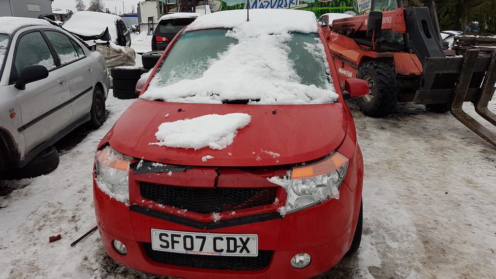Naudotos automobiliu dallys Foto 3 Proton SAVVY 2007 1.2 Mechaninė Hečbekas 4/5 d. Raudona 2016-12-05 A3090