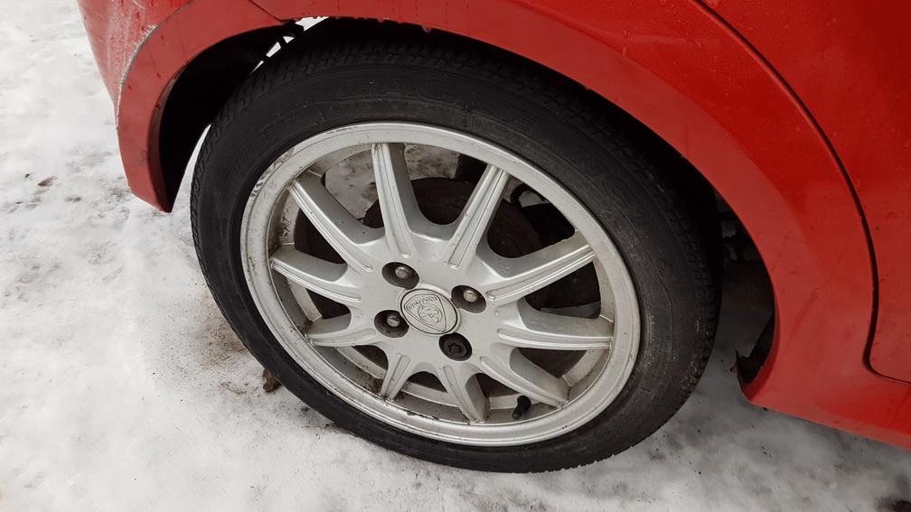 Naudotos automobiliu dallys Foto 5 Proton SAVVY 2007 1.2 Mechaninė Hečbekas 4/5 d. Raudona 2016-12-05 A3090