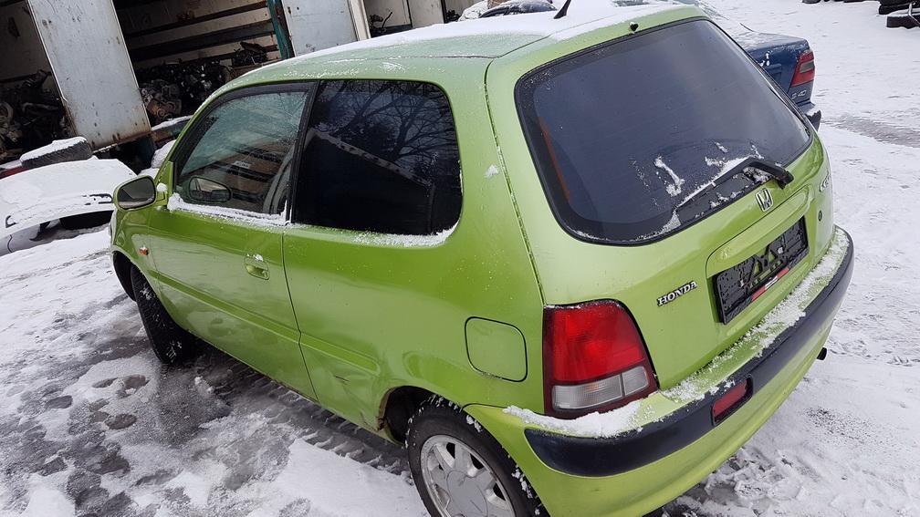 Naudotos automobilio dalys Honda LOGO 2000 1.3 Automatinė Hečbekas 2/3 d. Zalia 2016-12-06