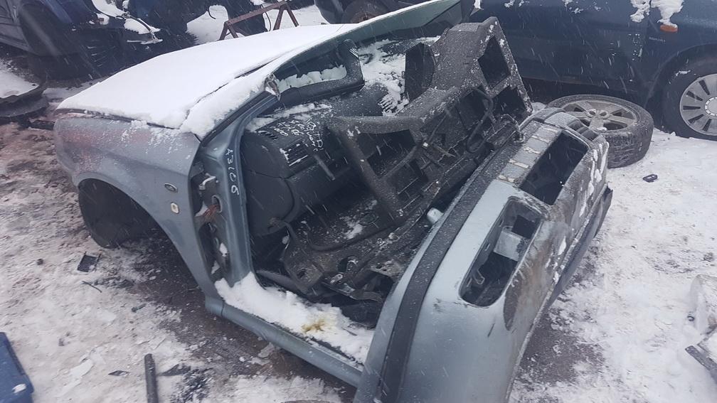 Naudotos automobilio dalys Skoda OCTAVIA 2000 1.9 Mechaninė Hečbekas 4/5 d. Zydra 2016-12-13