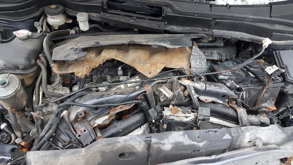 Naudotos automobiliu dallys Foto 8 Honda CR-V 2008 2.2 Mechaninė Visureigis 4/5 d. Melyna 2016-12-19 A3113