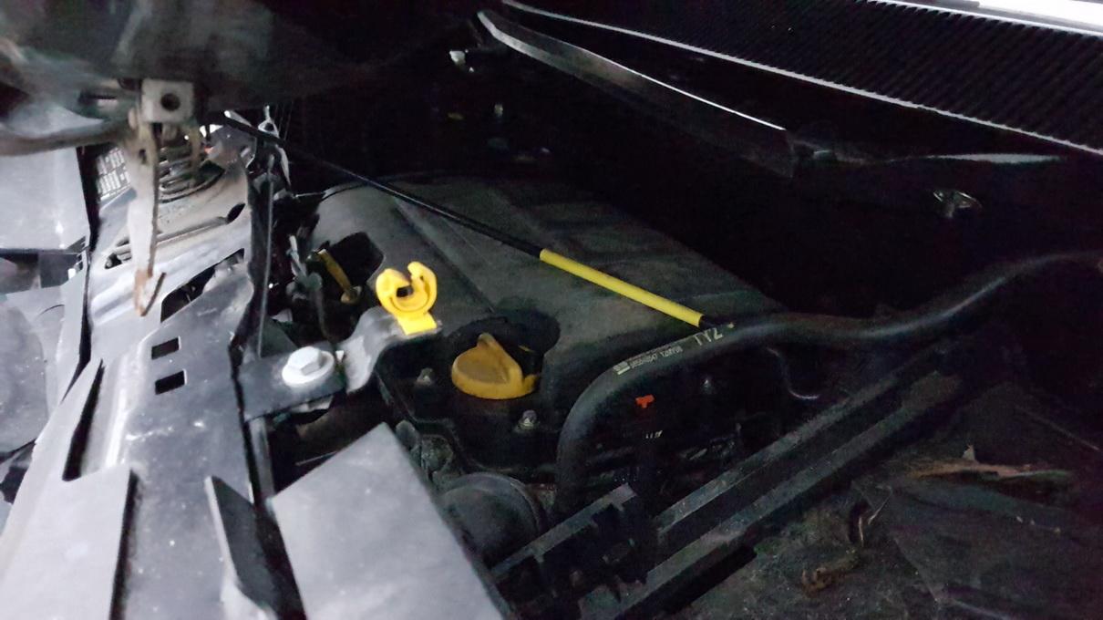 Naudotos automobiliu dallys Foto 8 Opel MERIVA 2010 1.4 Mechaninė Vienatūris 4/5 d. Juoda 2016-12-22 A3127