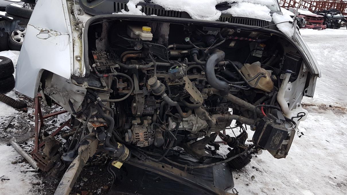 Naudotos automobilio dalys Fiat DUCATO 2005 2.0 Mechaninė Krovininis mikroautobusas 2/3 d. Pilka 2017-1-24