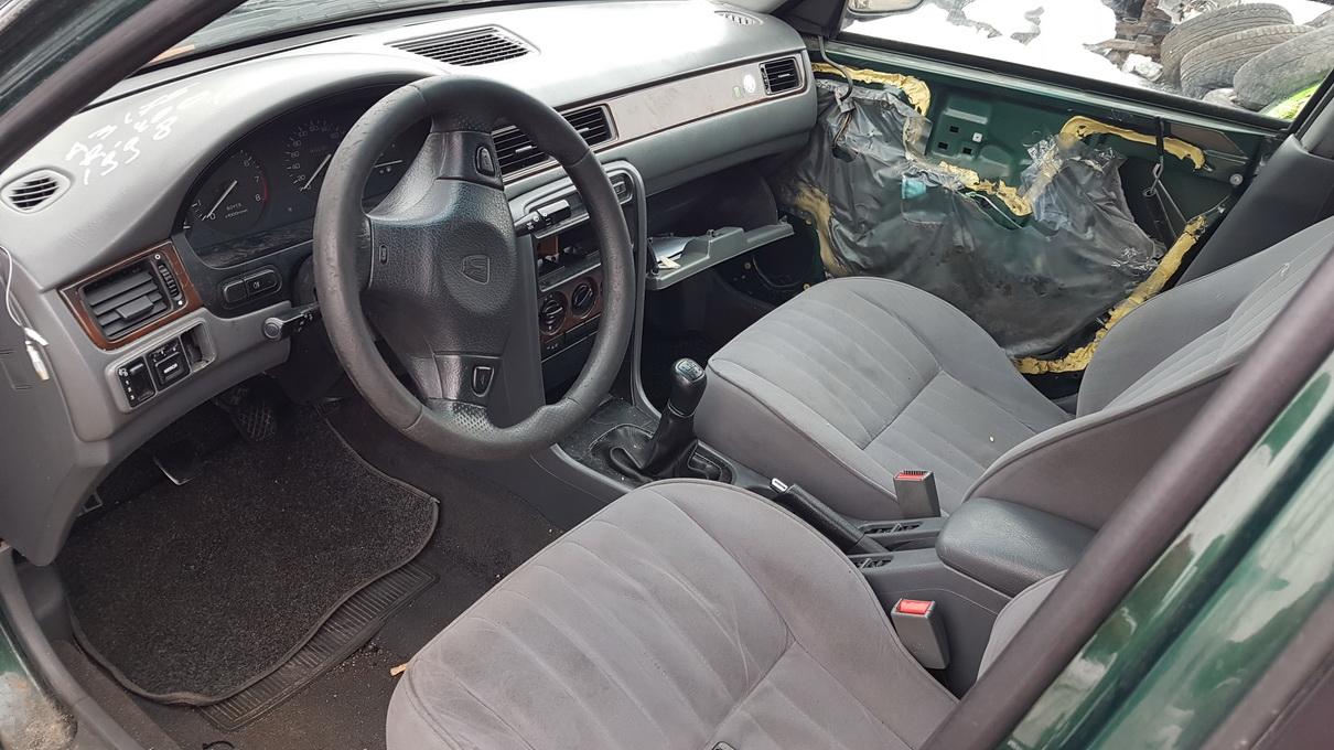 Naudotos automobilio dalys Rover 400-SERIES 1998 1.6 Mechaninė Sedanas 4/5 d. Zalia 2017-1-31
