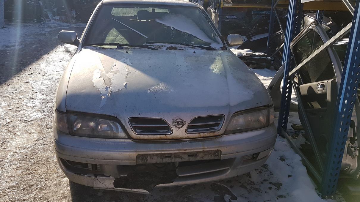 Nissan PRIMERA 1997 2.0 Mechaninė