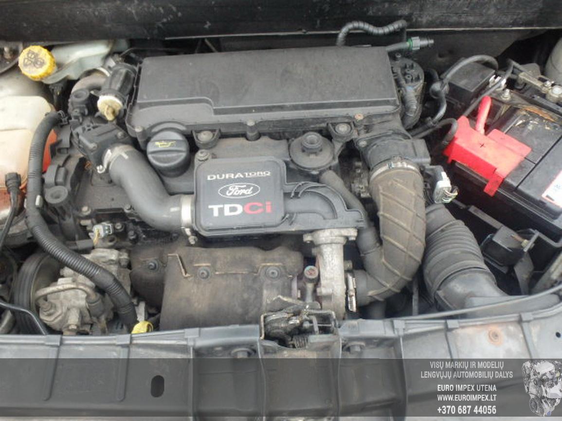 Naudotos automobilio dalys Ford FUSION 2003 1.4 Mechaninė Hečbekas 4/5 d. Pilka 2015-12-21