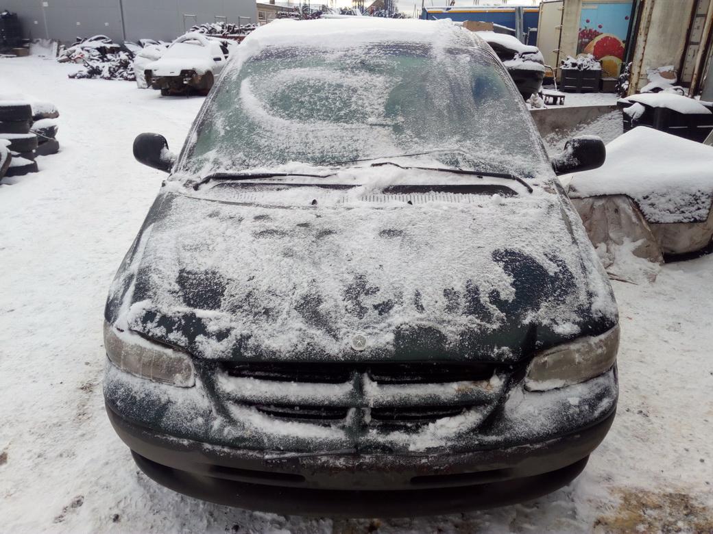 Naudotos automobilio dalys Chrysler VOYAGER 1996 2.4 Mechaninė Vienatūris 4/5 d. Zalia 2016-11-29