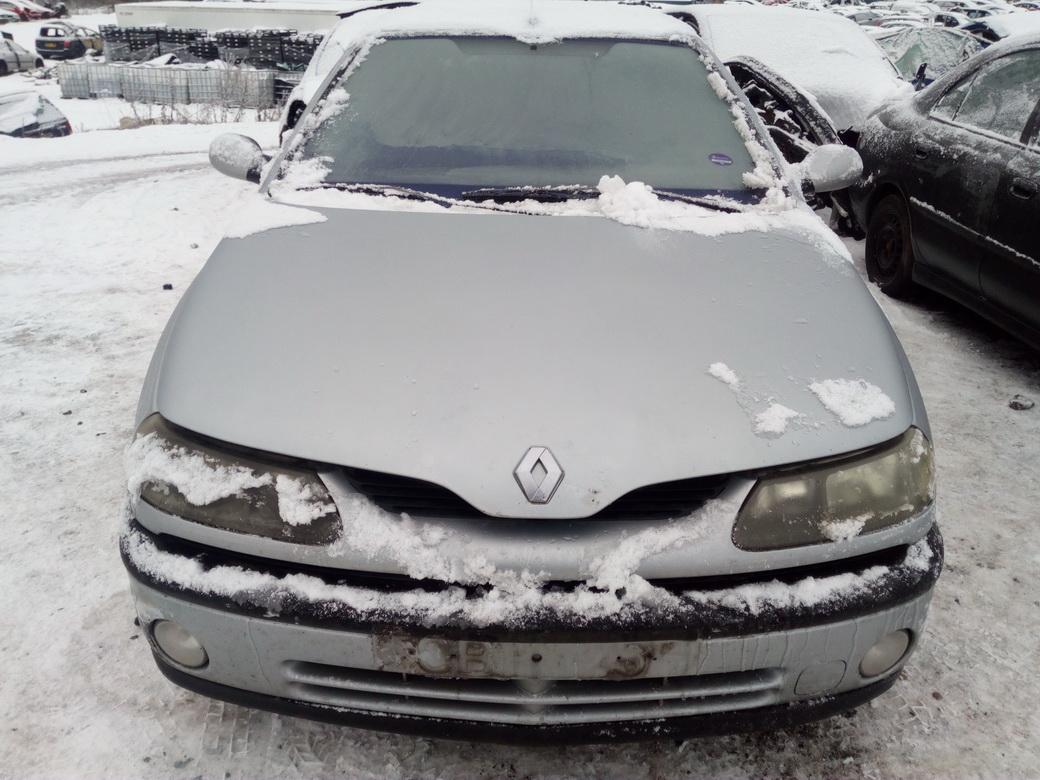 Naudotos automobilio dalys Renault LAGUNA 1998 1.6 Mechaninė Hečbekas 4/5 d. Pilka 2016-12-02