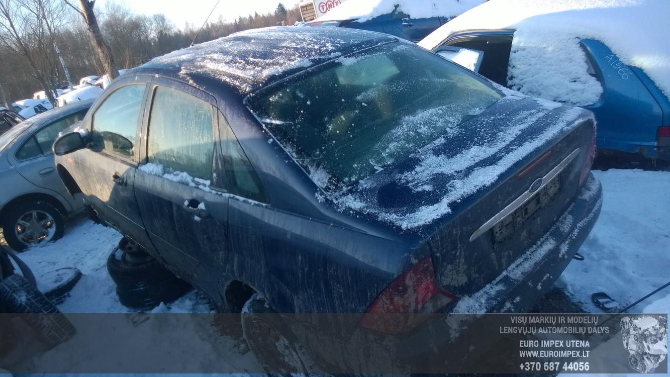 Naudotos automobiliu dallys Foto 5 Ford FOCUS 1998 1.8 Mechaninė Sedanas 4/5 d. Melyna 2016-1-18 A2556