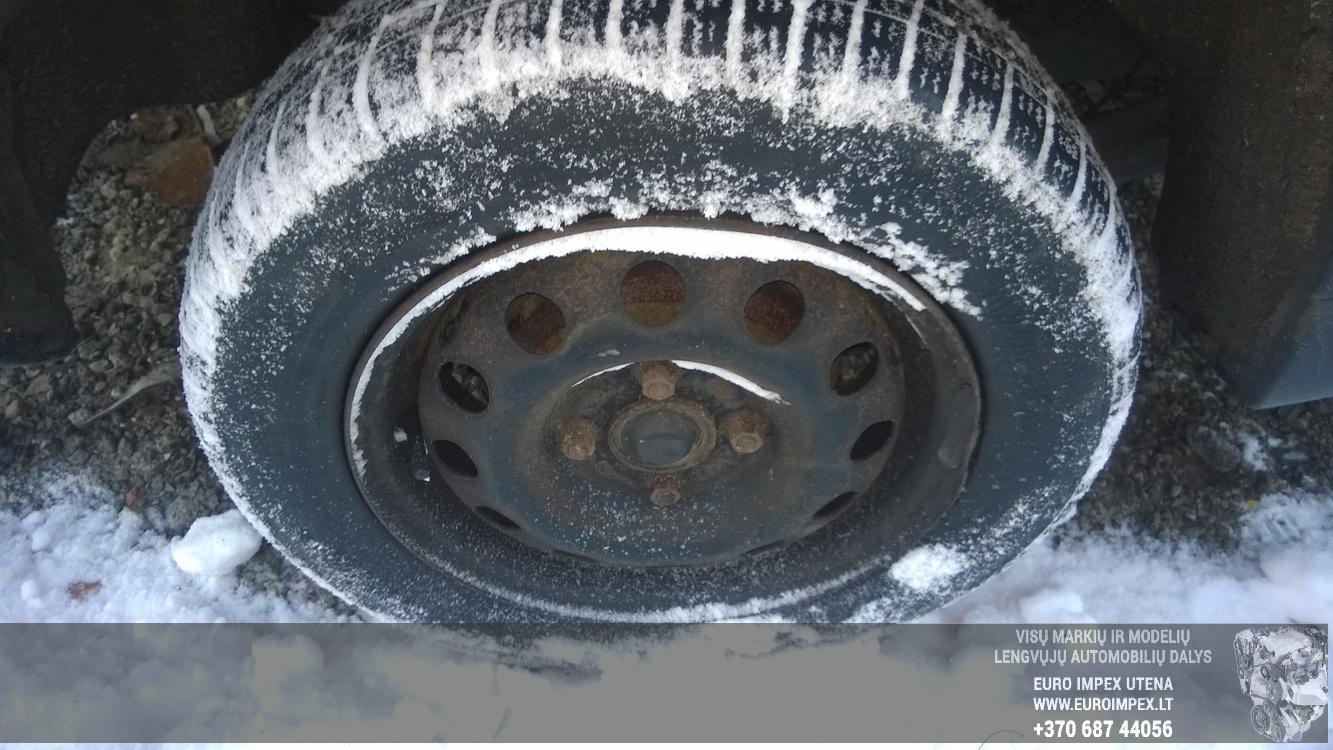 Naudotos automobiliu dallys Foto 7 Ford FOCUS 1998 1.8 Mechaninė Sedanas 4/5 d. Melyna 2016-1-18 A2556