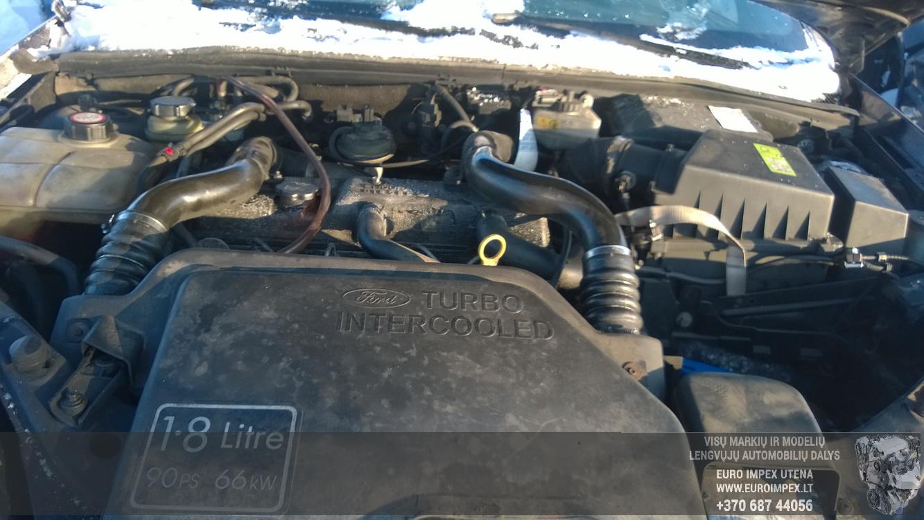 Naudotos automobiliu dallys Foto 8 Ford FOCUS 1998 1.8 Mechaninė Sedanas 4/5 d. Melyna 2016-1-18 A2556