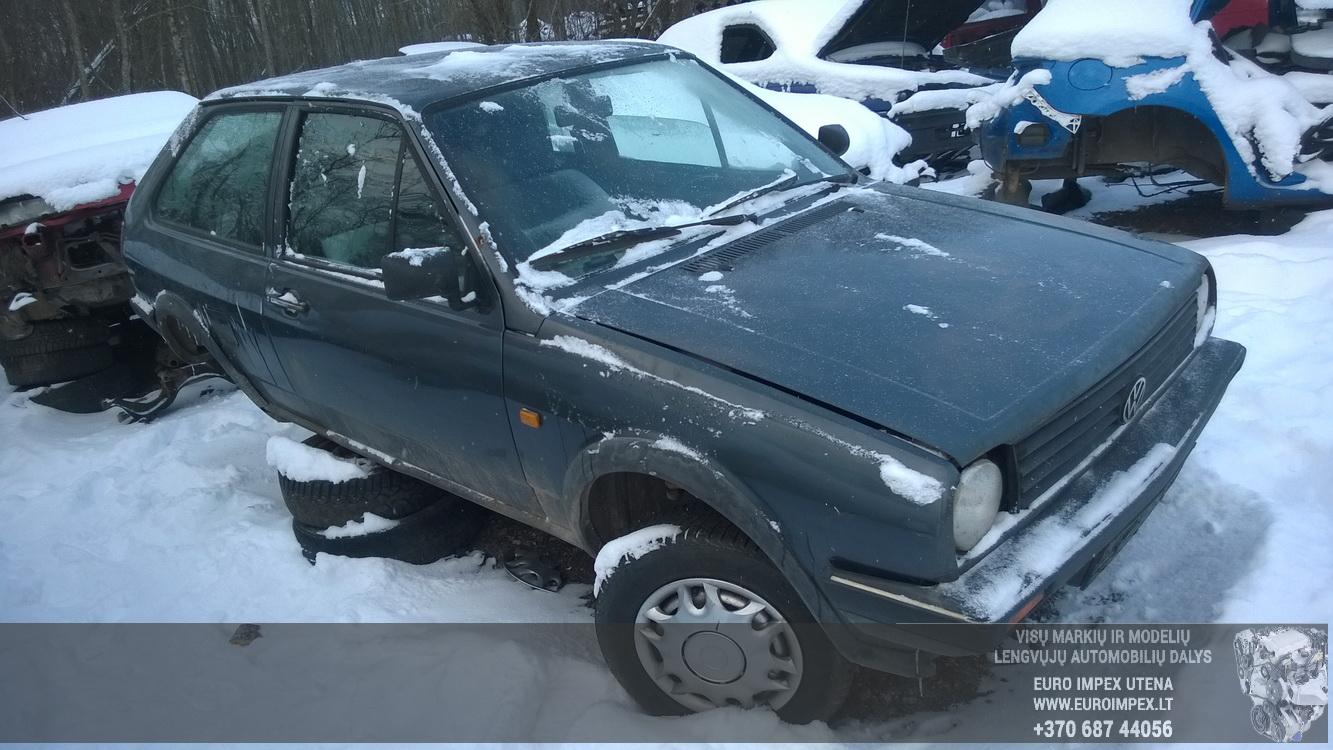 Volkswagen POLO 1988 1.3 Mechaninė