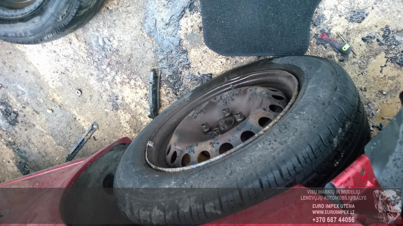 Naudotos automobiliu dallys Foto 7 Renault SCENIC 2005 1.5 Mechaninė Vienatūris 4/5 d. Raudona 2016-1-26 A2575