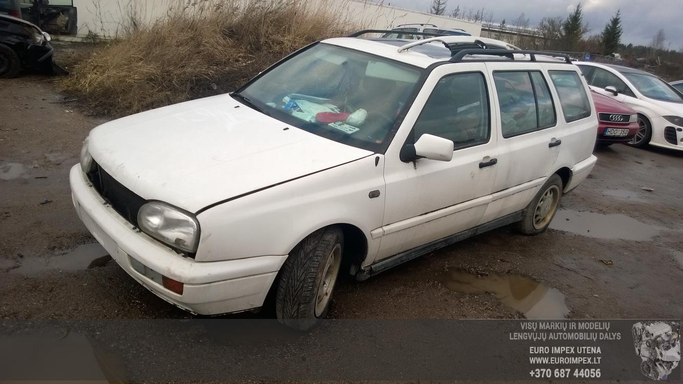 Volkswagen GOLF 1997 1.9 Mechaninė