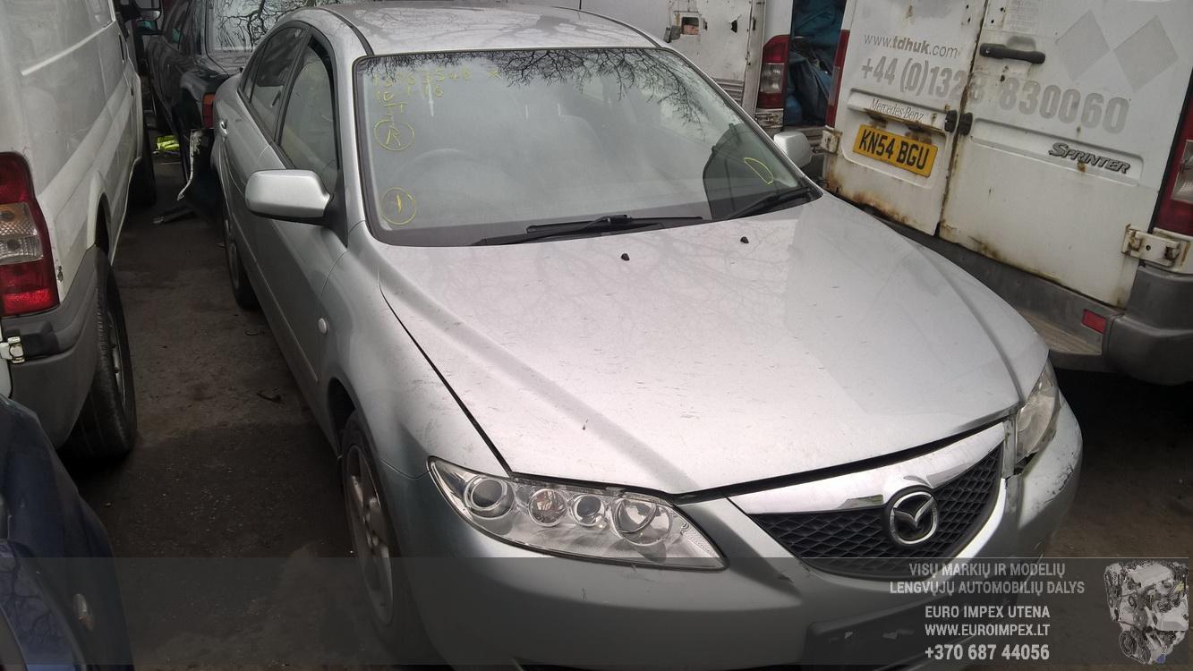 Mazda 6 2004 1.8 Mechaninė