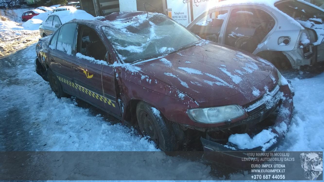 Opel OMEGA 1996 2.0 машиностроение