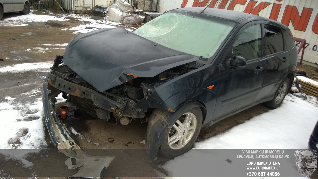 Ford FOCUS 2001 1.8 Mechaninė