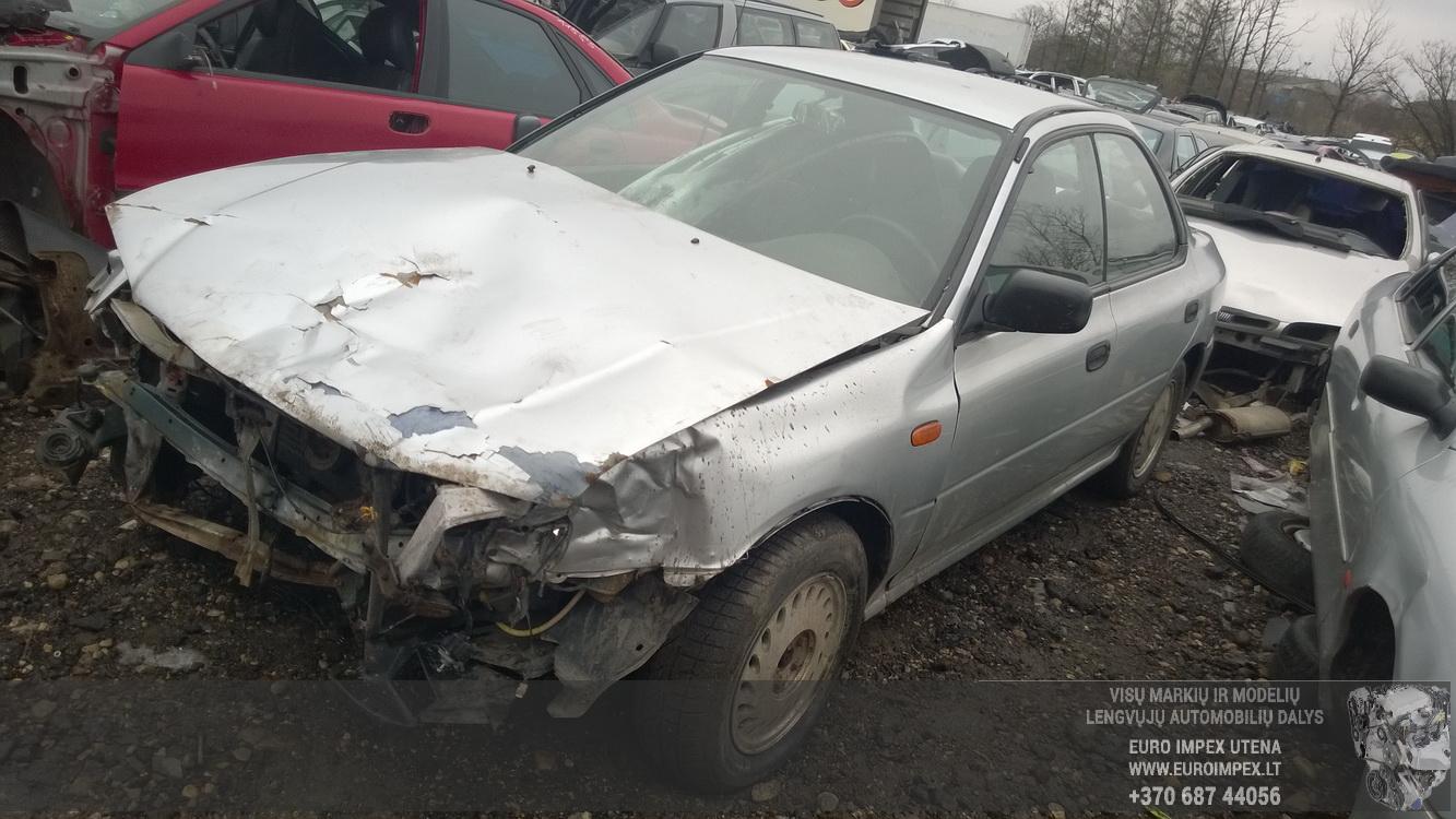 Subaru IMPREZA 1995 1.8 Mechaninė