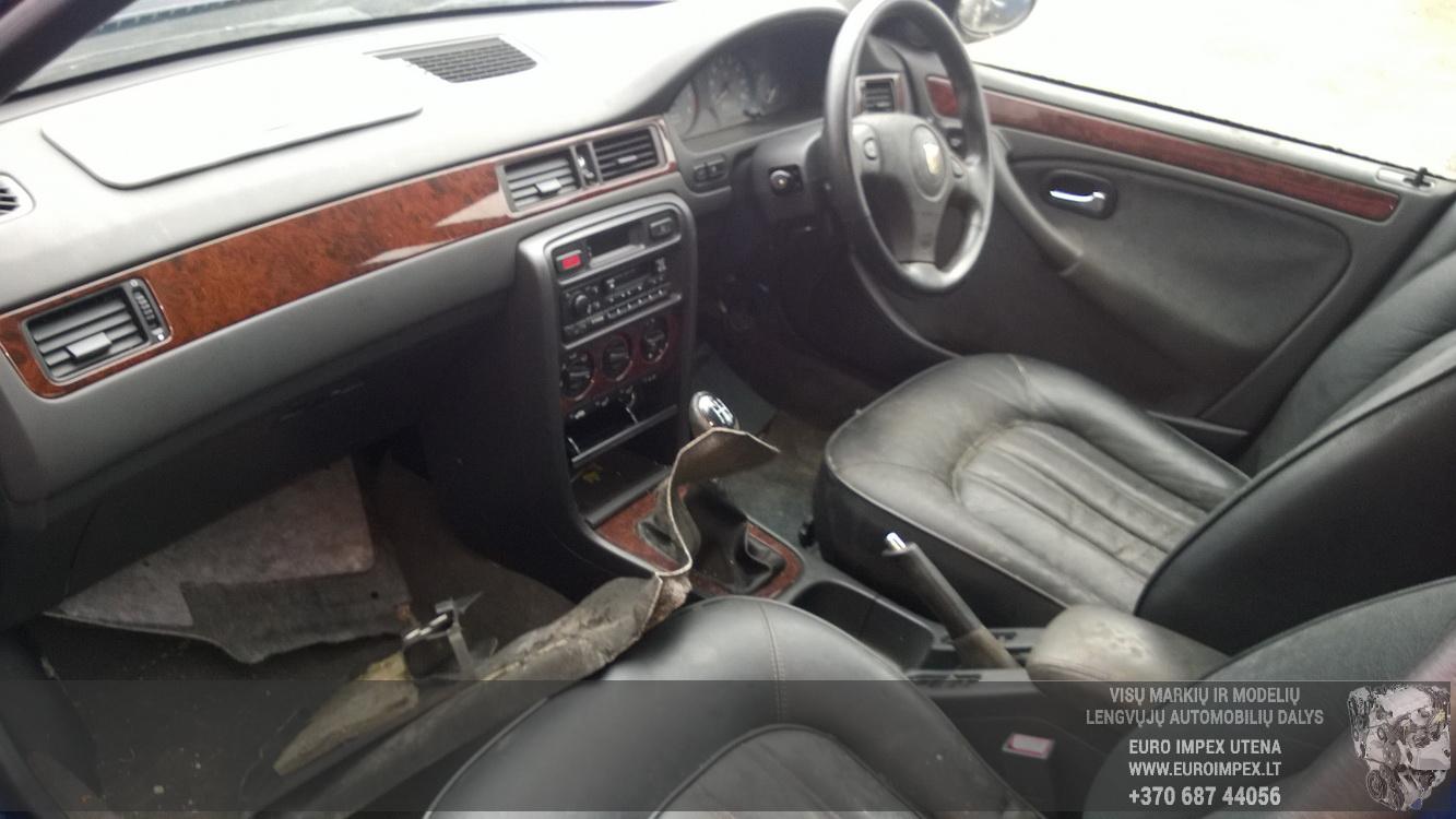 Naudotos automobiliu dallys Foto 5 Rover 45 2000 1.8 Mechaninė Sedanas 4/5 d. Melyna 2016-3-17 A2646
