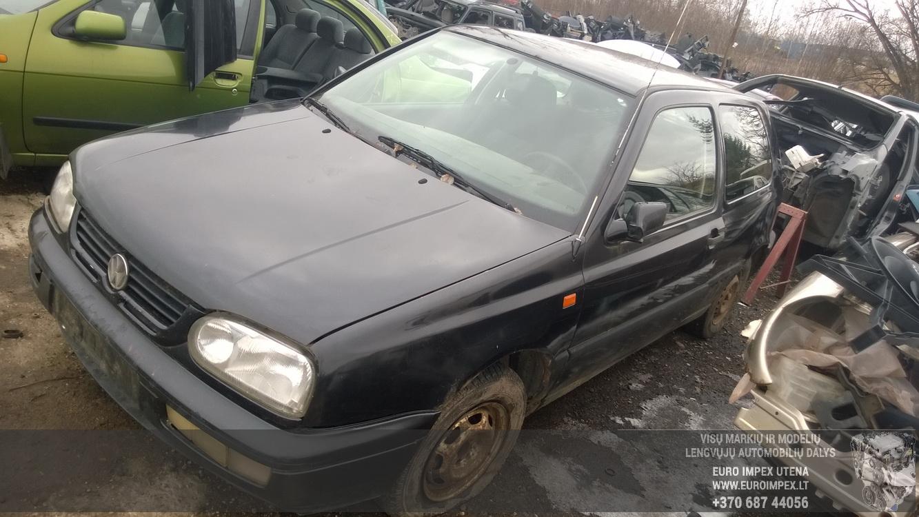 Volkswagen GOLF 1996 1.9 машиностроение