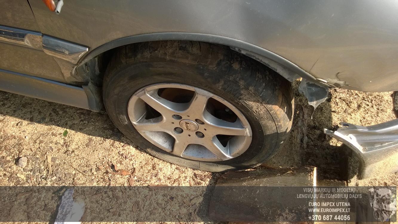 Naudotos automobiliu dallys Foto 4 Daihatsu SIRION 2002 1.3 Mechaninė Hečbekas 4/5 d. Pilka 2016-3-25 A2667