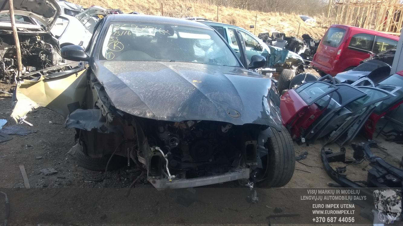 Naudotos automobiliu dallys Foto 2 BMW 3-SERIES 2009 2.0 Mechaninė Sedanas 4/5 d. Juoda 2016-4-11 A2703