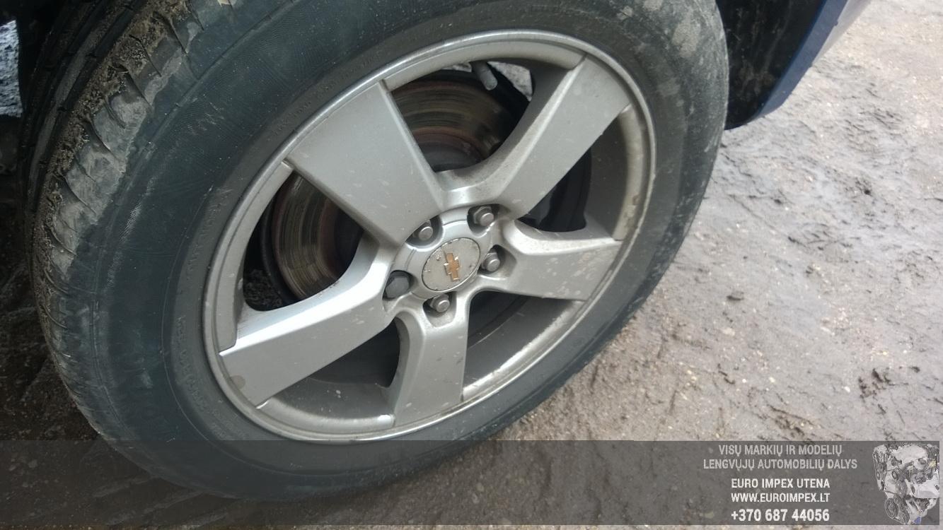 Naudotos automobiliu dallys Foto 4 Chevrolet CRUZE 2011 1.6 Mechaninė Hečbekas 4/5 d. Melyna 2016-4-25 A2733