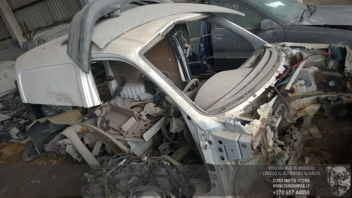 Citroen BERLINGO 1997 1.8 Mechaninė