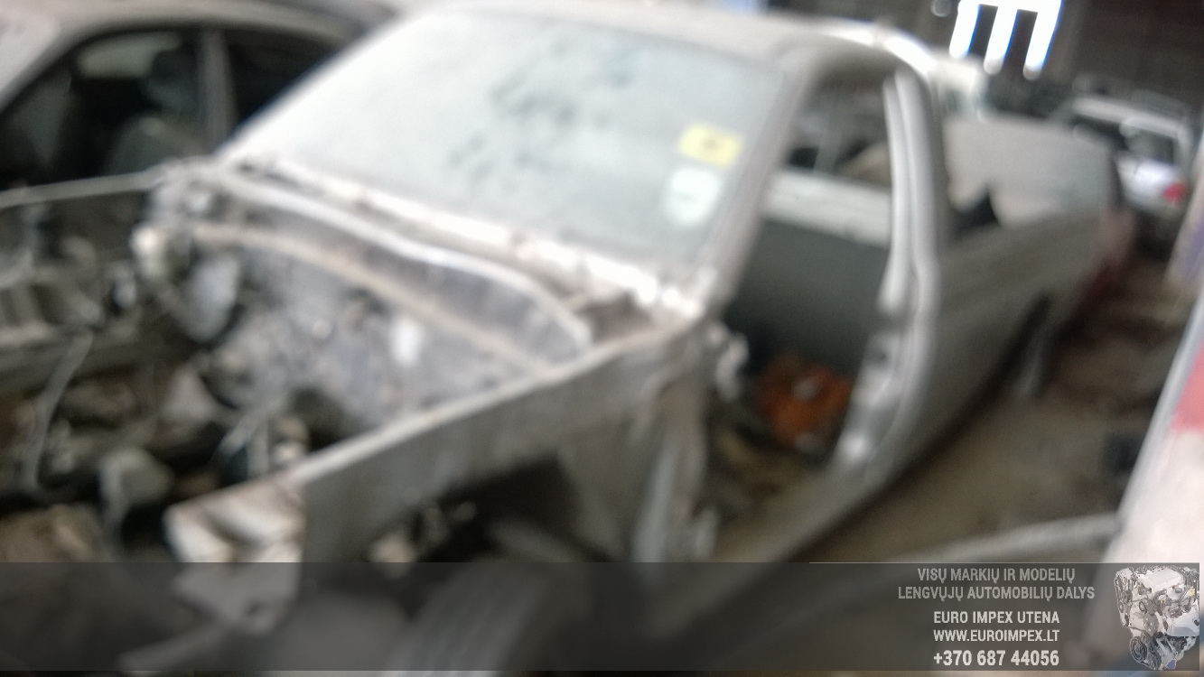 Naudotos automobilio dalys Mitsubishi L200 1997 2.5 Mechaninė Visureigis 4/5 d. Pilka 2016-4-26