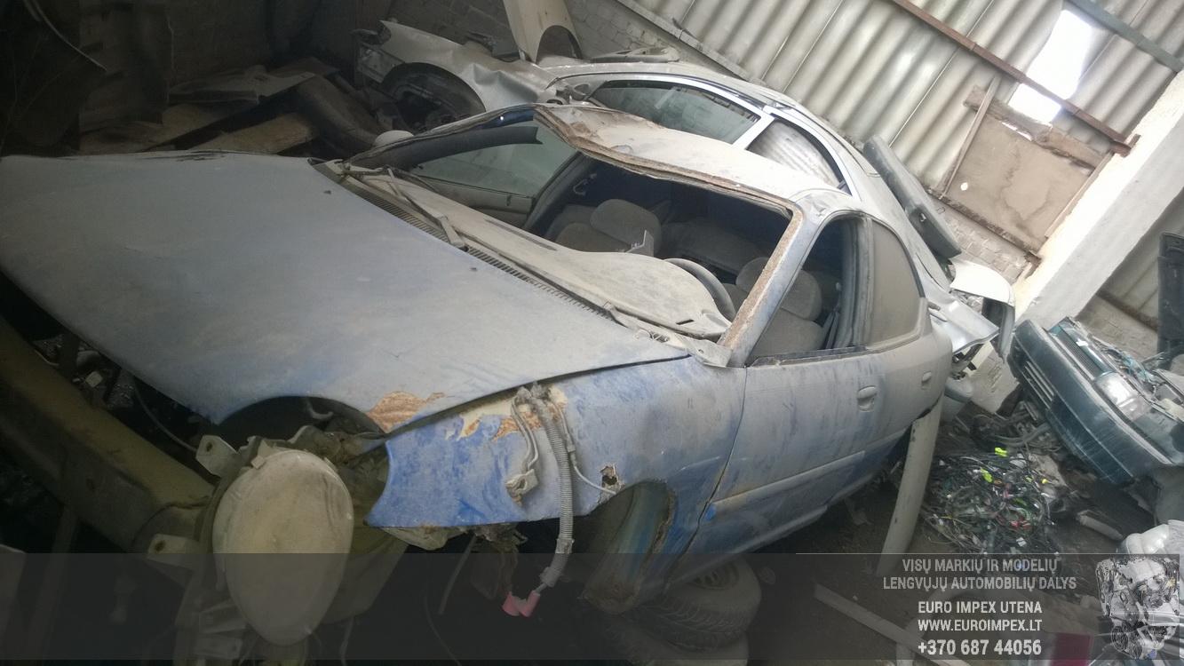 Naudotos automobilio dalys Chrysler NEON 1997 2.0 Automatinė Sedanas 4/5 d. Melyna 2016-4-28