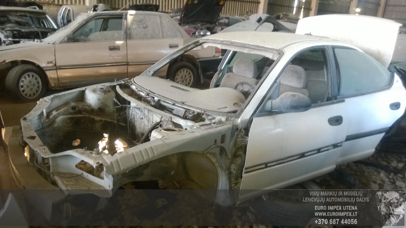 Naudotos automobilio dalys Chrysler NEON 1998 2.0 Mechaninė Sedanas 4/5 d. Balta 2016-5-05