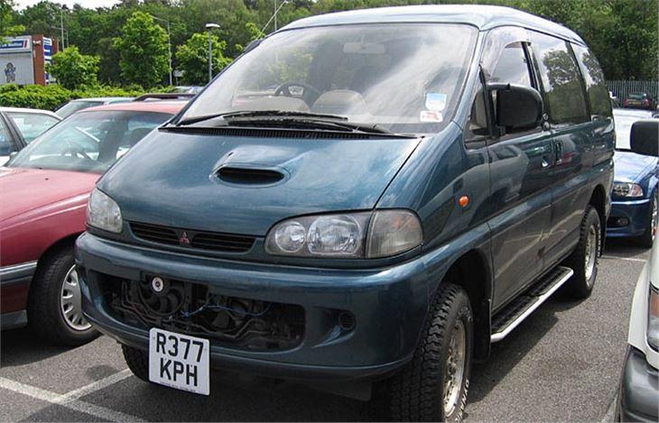 Naudotos automobilio dalys Mitsubishi DELICA 1995 2.8 Automatinė Vienatūris 4/5 d. Zydra 2016-9-29