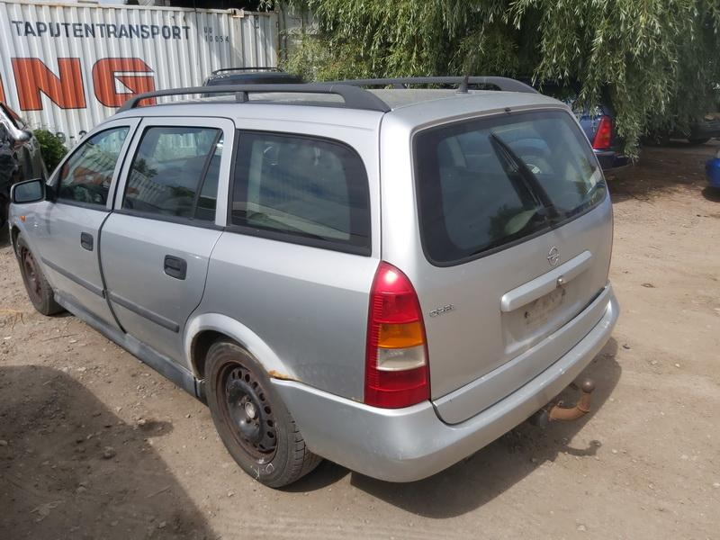 Naudotos automobiliu dallys Foto 8 Opel ASTRA 1998 2.0 Mechaninė Universalas 4/5 d. Pilka 2020-7-28 A5465
