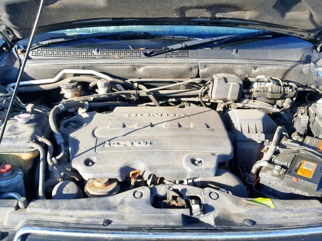 Naudotos automobiliu dallys Foto 5 Honda CR-V 2005 2.2 Mechaninė Visureigis 4/5 d. Juoda 2019-2-07 A4309