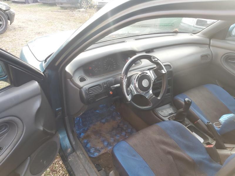 Naudotos automobilio dalys Mazda 626 1994 2.0 Mechaninė Sedanas 4/5 d. Zalia 2020-10-10