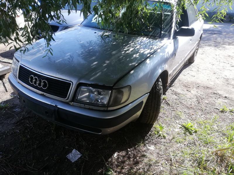 Naudotos automobiliu dallys Foto 2 Audi 100 1991 2.5 Mechaninė Sedanas 4/5 d. Pilka 2019-8-24 A4714