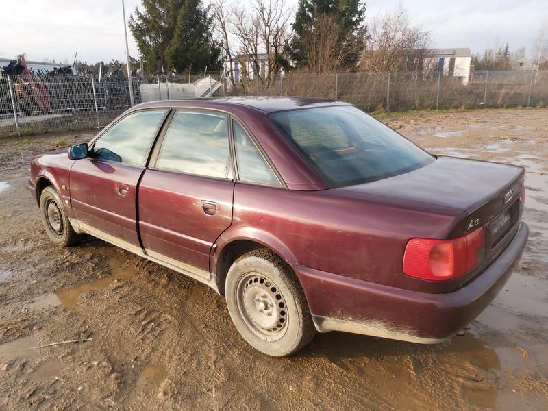 Подержанные Автозапчасти Foto 9 Audi A6 1994 1.9 машиностроение седан 4/5 d. красный 2020-11-19 A5835
