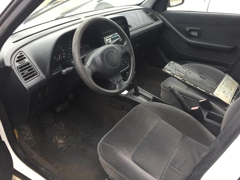 Naudotos automobilio dalys Peugeot 306 1994 1.8 Mechaninė Hečbekas 4/5 d. Balta 2018-10-29