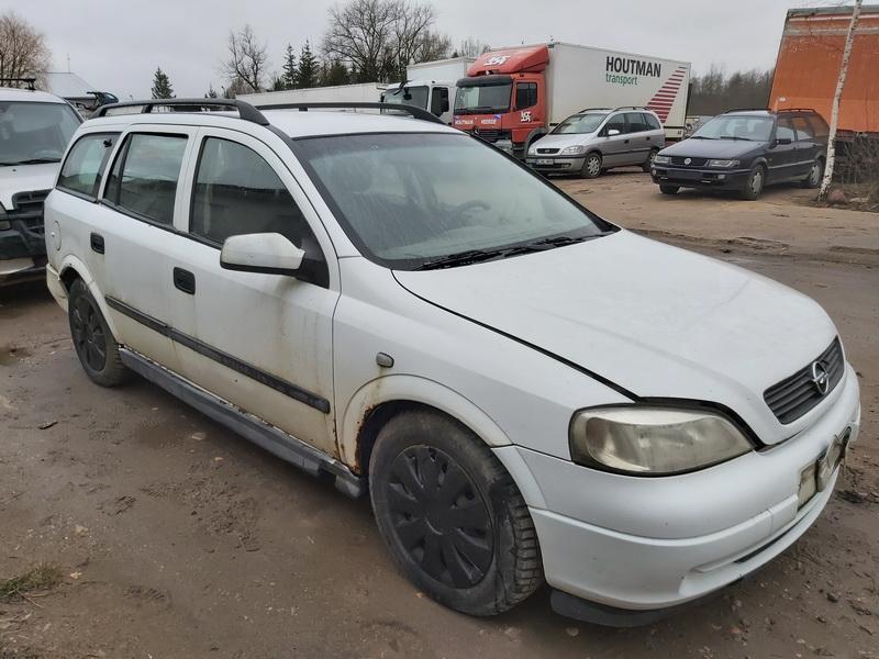 Opel ASTRA 1998 2.0 Mechaninė