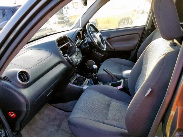 Naudotos automobilio dalys Toyota RAV-4 2005 2.0 Mechaninė Visureigis 4/5 d. Pilka 2019-11-15