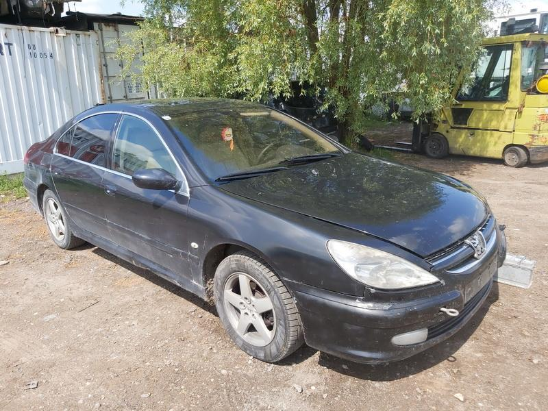 Peugeot 607 2002 2.2 Mechaninė