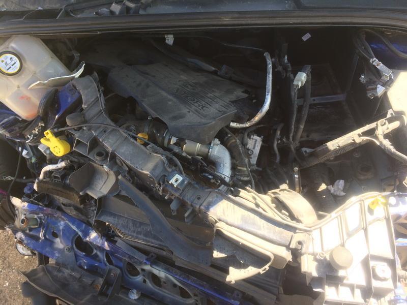 Naudotos automobiliu dallys Foto 2 Ford FOCUS 2015 1.5 Mechaninė Hečbekas 4/5 d. Melyna 2018-6-13 A3863
