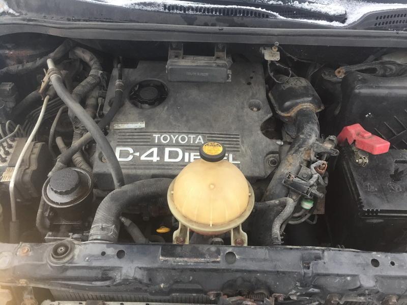 Naudotos automobiliu dallys Foto 2 Toyota AVENSIS VERSO 2005 2.0 Mechaninė Vienatūris 4/5 d. Juoda 2018-12-14 A4238
