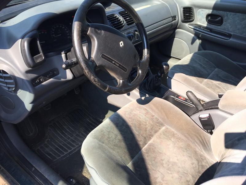 Naudotos automobilio dalys Renault LAGUNA 1997 1.8 Mechaninė Universalas 4/5 d. Zalia 2018-7-20