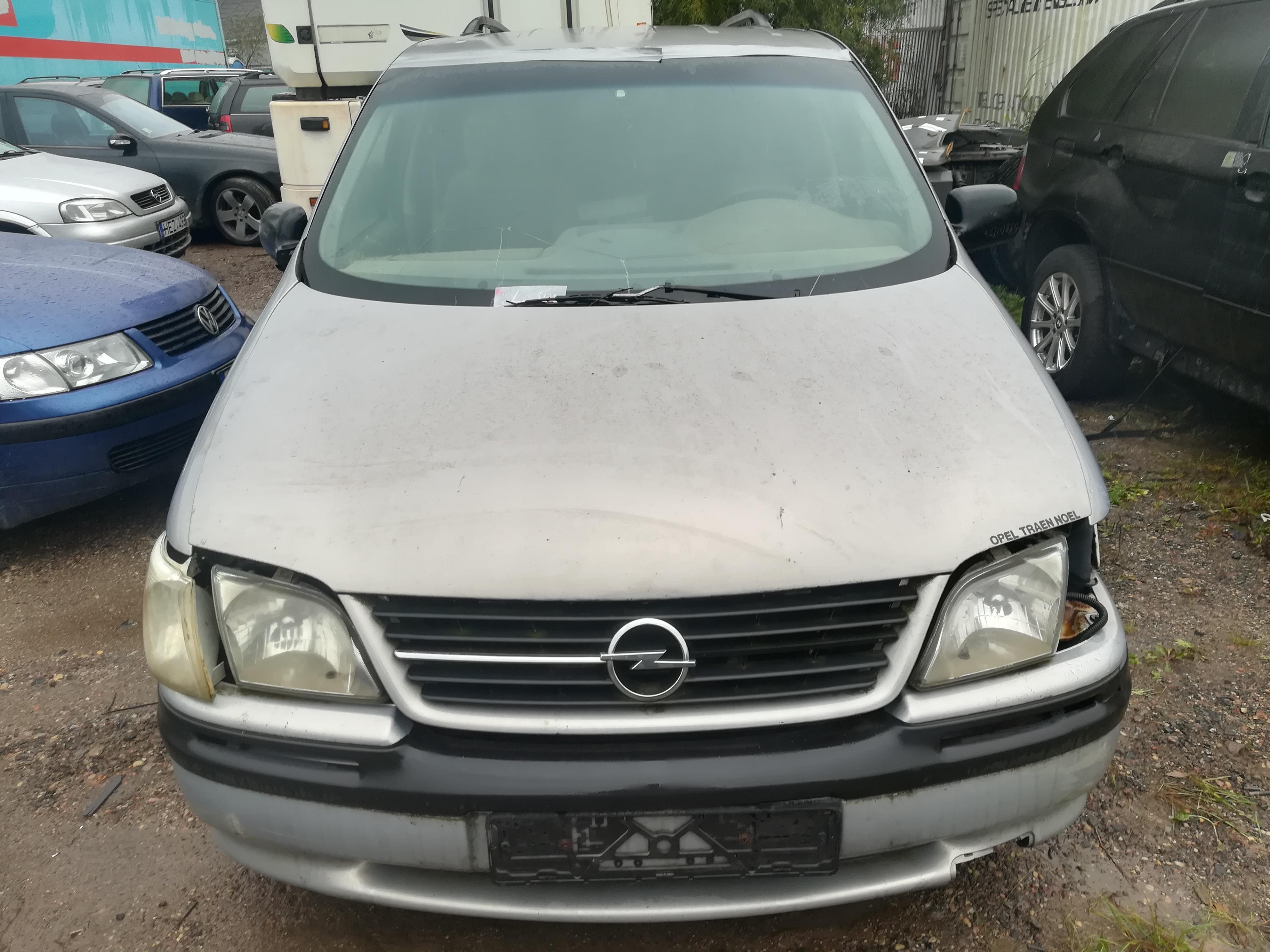 Opel SINTRA 1999 2.2 Mechaninė